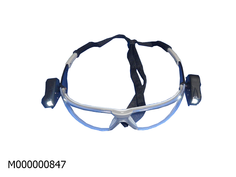 Goggles Korean labor LEDs